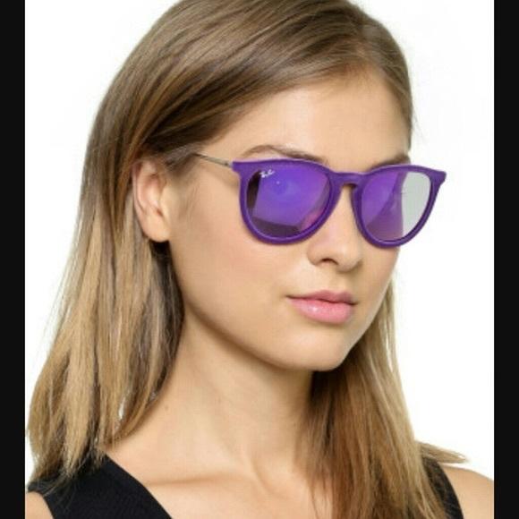 e8a927ce83 Purple Velvet Erika Ray-Ban Sunglasses. M 5b0a4d5ca825a6b132d92cc0